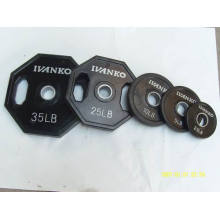 Equipo de fitness mancuerna peso libre con SGS (usnv80701)