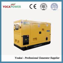 20кВт с воздушным охлаждением Малый дизельный двигатель Электроэнергетический генератор Дизель-генераторная электростанция