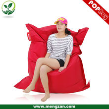 Outdoor large beanbag chairs customized beanbag pillows