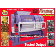 HIGH Thresher output machine