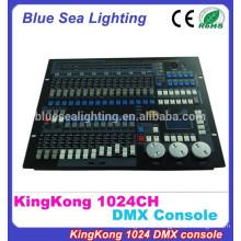 2015 hotsale KingKong 1024CH DMX Steuerpult