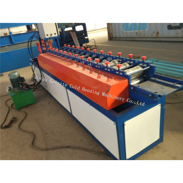 Hydraulic+Cutting+Anti-Wind+Shutter+Door+Forming+Machine