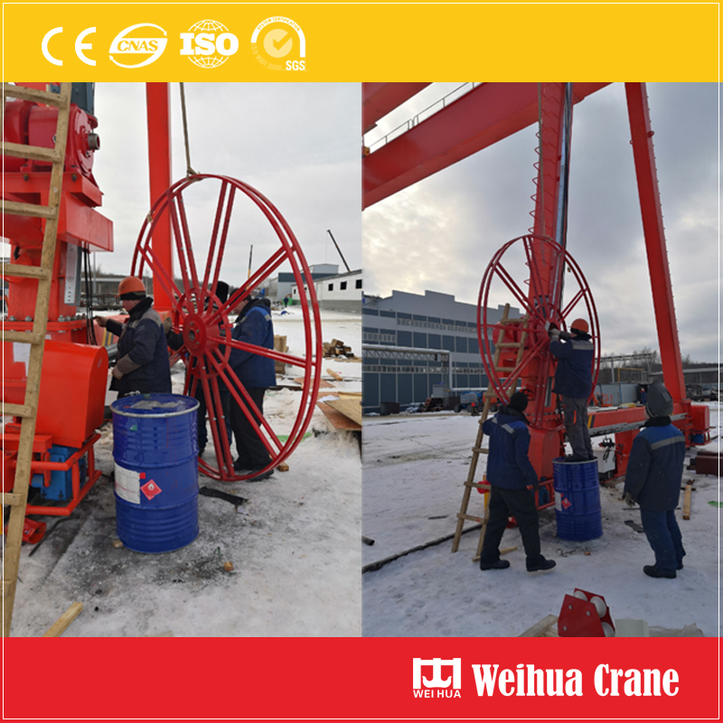 Motor Cable Reel