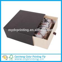 Luxus Geschenk Schublade Box Verpackung für Schmuck Lagerung