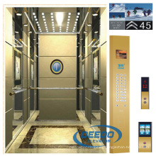 Safe and Energy Saving Passenger Elevator