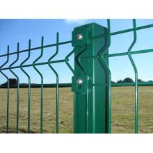 Single Welded Wire Fence