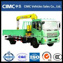 Guindaste montado caminhão de XCMG 5 toneladas