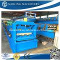 Machine de formage de rouleaux en acier inoxydable certifié CE