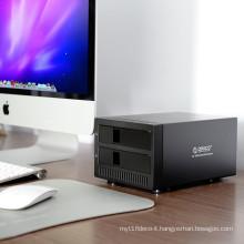 ORICO 9928U3 2-bay 3.5inch SATA USB 3.0 HDD enclosure box