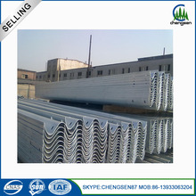 CE Certificated Toll Gate Barrier Guard Rail