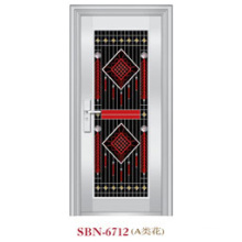 Stainless Steel Door for Outside Sunshine (SBN-6712)