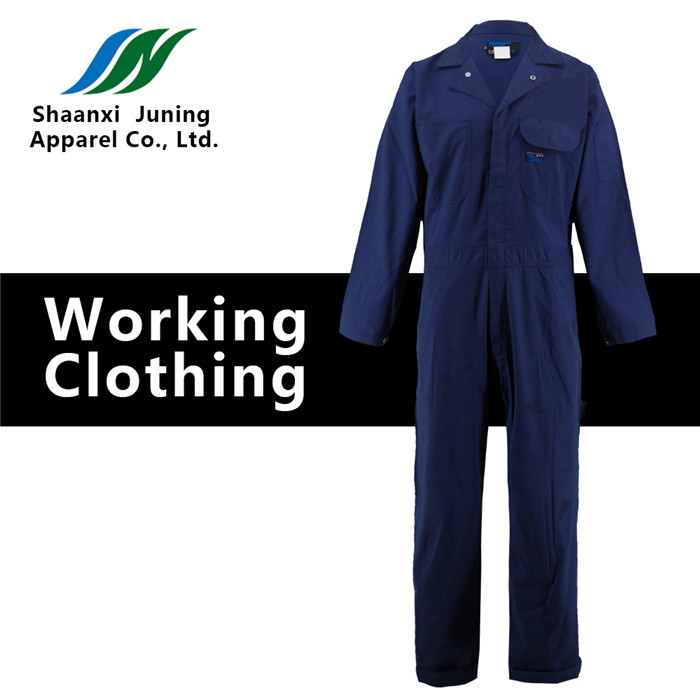 Dark Blue Coveralls