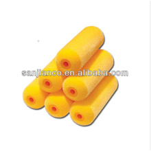"Hot Selling Sj81351 4"" Mini Foam Sponge Paint Roller Refill"