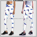 OEM Factory Women′s Yoga Running Workout Leggings