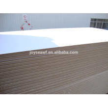 Super E0 grade formaldehyde free straw wheat MDF fibreboard