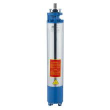 Moteur submersible pour refroidissement par eau de 6 po