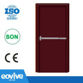 Wooden 2 hours fire proof door/fire door