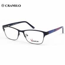 Gläser optisch, Tai Zhou heißer Verkauf benutzerdefinierte Metall optische Brillen