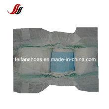 Soem-Marken-Baby-Windel mit Cloth-Ähnliches Backsheet und Flausch-Band und elastischer Taille, Unisexwindel-Baby Großverkauf um Welt