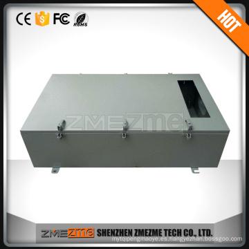 OEM Fabricación de chapa metálica Custom Stamping Gabinetes eléctricos Piezas
