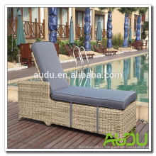 Audu Pittsburgh Pool Wicker Outdoor Lounger