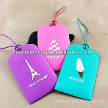 Travel bright colored luggage tags for 2014