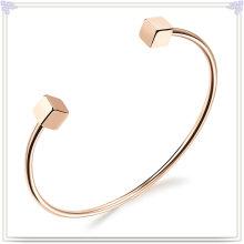 Nuevo brazalete del acero inoxidable de la joyería de la manera del diseño (BR347)