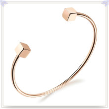 New Design Fashion Jewelry Stainless Steel Bangle (BR347)