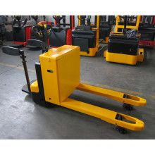 5 ton pallet jack 5000 kg Rider electric pallet truck with CE