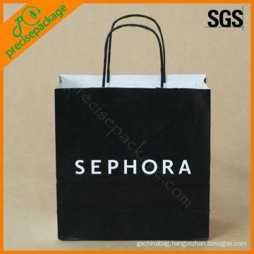 Heat Sealed Kraft Paper Bag(PRP--424)