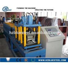Machine de fabrication de porte à rouleaux en métal, Machine de formage de rouleaux de porte d'obturation, Machine de formage à rouleaux