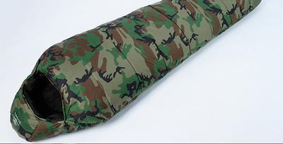 camping mummy sleeping bag