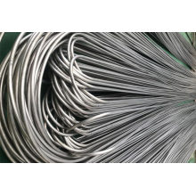Heat Exchanger Application Titanium Coil Tube