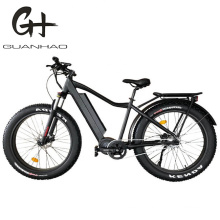 26 Inch 750W Bafang Motor 13ah Samsung Battery Snow E-Bike