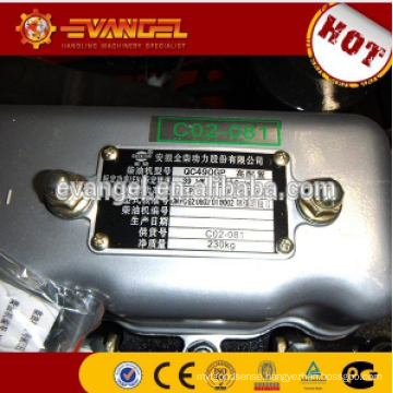 hydraulic Gear Pump For Toyota forklift 7FD40/50
