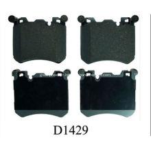Pièces de rechange de frein à disque en céramique D1429 34116793643 pour BMW MX6
