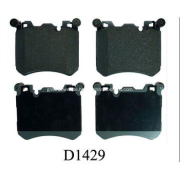 Autoteile Keramik Scheibenbremse D1429 34116793643 für BMW MX6