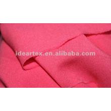 100 % polyester tissu Faille tissu pour la robe de la Dame