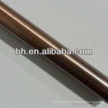 Haste de cobre 16mm, pinos de cortina de metal