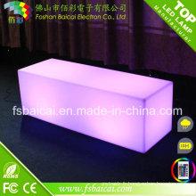 Meubles de massage sexuel / Mobilier de luxe à LED / Mobilier de jardin