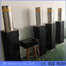 Full Automatic Traffic Blockers Electric Rising Bollards