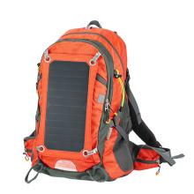Solar Travel Backpack Use e Nylon Material Solar Power Bag