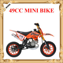 49 cc gas mini dirt bike, mini motorbike for Kids