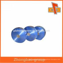 Guangzhou supplier heat PVC transparent film/ plastic shrink film rolls