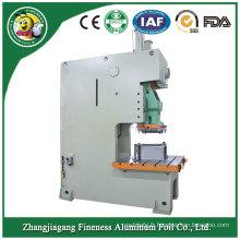 Machine de moulage économique de récipient de stockage de nourriture d'aluminium de qualité superbe