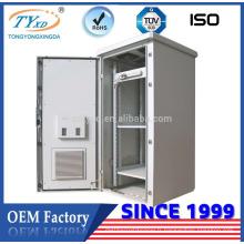Armoire électrique extérieure en acier imperméable à l'eau