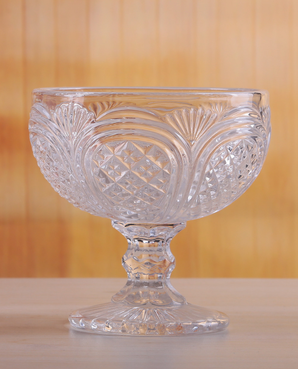 glass ice cream bowl 3