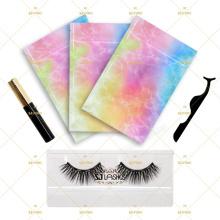Own Brand Eyelash Package/Private Label Mink/Silk Eyelashes With Custom Lash Box