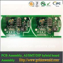 конструкция PCB и агрегат PCB погружения агрегата Электронный дизайн услуги
