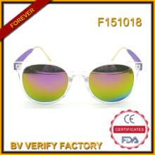 F151018 Lunettes de soleil transparence cristal